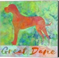 Great Dane Dog Fine-Art Print