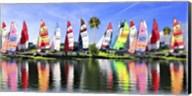 Sailing Boat Port Fine-Art Print