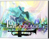 Love And Peace 2 Fine-Art Print