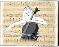 Music Score Fine-Art Print