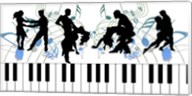 Keyboard Dance Fine-Art Print