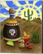 Tequila Sunrise Fine-Art Print