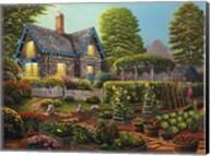 Garden Escape Fine-Art Print