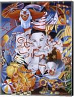Be A Clown Fine-Art Print