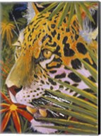Jaguar Jungle Fine-Art Print