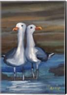 Lovebirds II Fine-Art Print