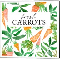 Fresh Carrots Fine-Art Print