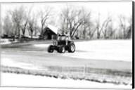 Tractor Fine-Art Print