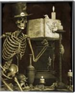 Halloween Graveyard - D Fine-Art Print