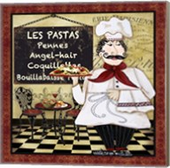 Bistro Chef - C Fine-Art Print