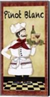 Chefs - Pinot Blanc Fine-Art Print