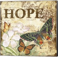 Inspirational Butterflies - Hope Fine-Art Print