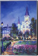 St Louis Cathedral Fine-Art Print