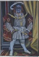 Henry VII Fine-Art Print