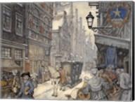 Street Alley Fine-Art Print