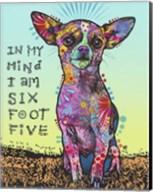 In My Mind Fine-Art Print