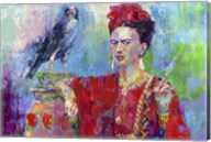 Frida Bird 1 Fine-Art Print