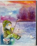 Fisherman Fine-Art Print