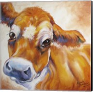 My Jersey Cow Commission Fine-Art Print