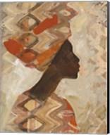 African Beauty I Fine-Art Print