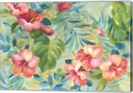 Hibiscus Garden Fine-Art Print