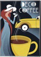 Art Deco Coffee Fine-Art Print