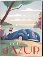 France Riviera Fine-Art Print