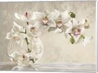 Orchid Vase Fine-Art Print