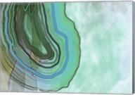 Xray Agate Aqua Fine-Art Print