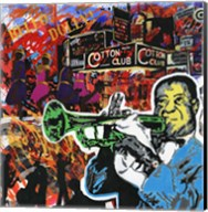 King Of Jazz Fine-Art Print