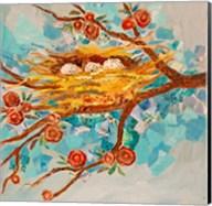 Nest with Buds Fine-Art Print