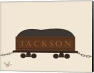 Train Car 2 Fine-Art Print