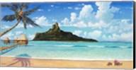 Bora Bora Sun Fine-Art Print