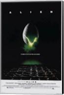 Alien Wall Poster