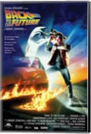 Back to the Future Wall Poster