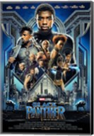 Black Panther Wall Poster