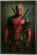 Deadpool Wall Poster