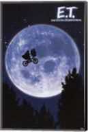 E.T. Wall Poster