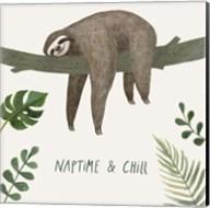 Sloth Sayings II Fine-Art Print