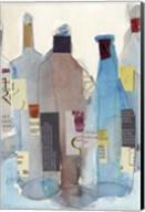 The Wine Bottles I Fine-Art Print