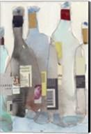 The Wine Bottles III Fine-Art Print