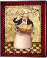 Chefs Bon Appetit III Fine-Art Print
