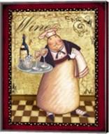 Chefs Bon Appetit IV Fine-Art Print