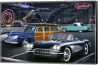 Diners and Cars III Fine-Art Print