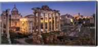 Forum Romanum Rome Fine-Art Print