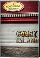 Coney Island New York Fine-Art Print
