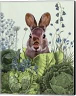 Cabbage Patch Rabbit 6 Fine-Art Print