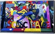 Berlin Wall Fine-Art Print