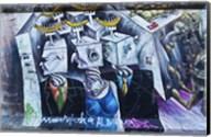 Berlin Wall 8 Fine-Art Print