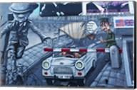 Berlin Wall 10 Fine-Art Print